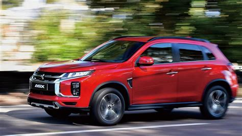 Mitsubishi Asx 2020 Specs by 2020 Mitsubishi Asx Gets A Major Facelift Forcegt
