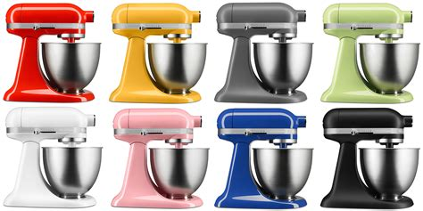 kitchenaid stand mixer colors new kitchenaid 174 stand mixer small yet mighty