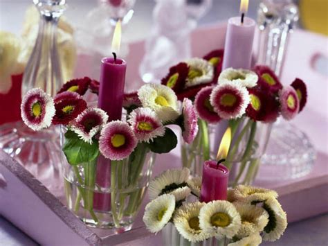 table decorating ideas 20 candles centerpieces romantic table decorating ideas