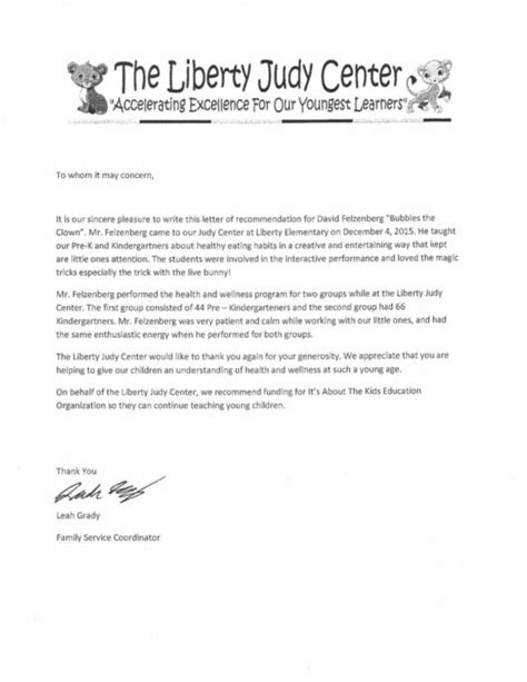 Occidental College Letters Of Recommendation Education Letter Of Recommendation Ideas It U0027s About The Education Organization Inc