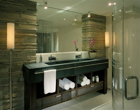 contemporary master bathrooms modern home design and decor