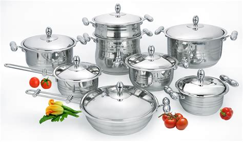 best kitchenware cookware set all clad outlet