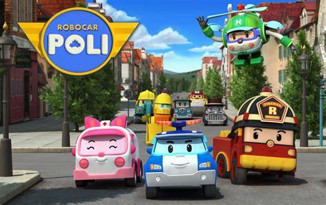 Robocar Poli Car Park robocar poli