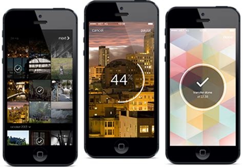 wetransfer mobile wetransfer goes mobile with ios to start with android