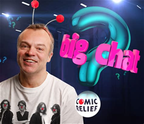 Chatting With Graham by Confirmed For Graham Norton S All Comic Relief