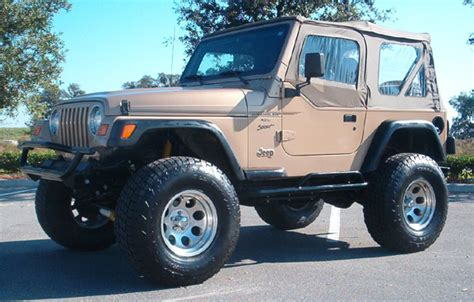 Jeep Zeigler J Zeigler 1999 Jeep Wrangler Specs Photos Modification