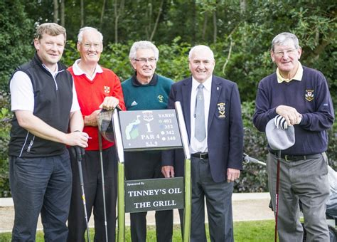 Golf Club Giveaway - picture special letterkenny golf club presidents giveaway donegal daily