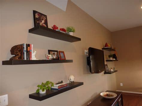 floating shelves ideas tv floating wall shelves ideas