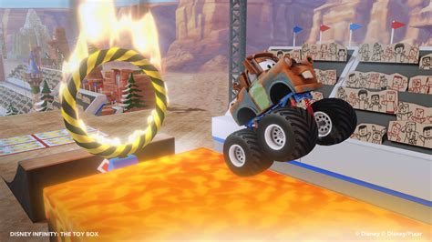 disney monster truck videos disney infinity hands on preview the average gamer