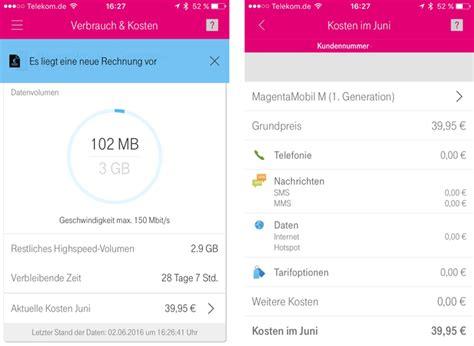telekom apps telekom magentaservice telekom startet neue kundencenter app