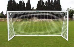 goal folding mini soccer 12 x6