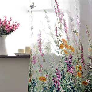 Curtain sheer window curtains for living room bedroom window curtain