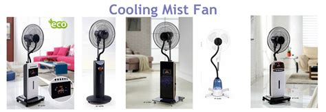 cooling fans for bedroom bedroom fan fogger misting fan with aroma diffuser buy