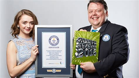 tossing simultaneously world record set in inverness watch video here game of thrones earns 12 emmy awards and yet another