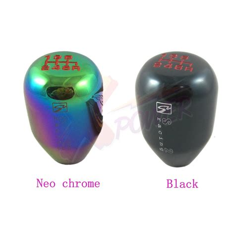 xpower wholesale skunk2 6 speed race shift knob for acura for honda civic m10x1 5 black neo