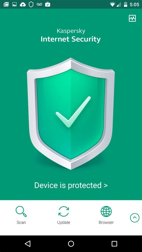 kaspersky for android kaspersky security for android review rating pcmag