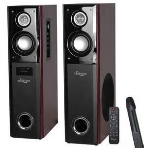 With Speakers 2 0 multimedia speaker system channel infoline