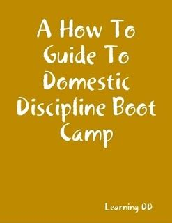 domestic discipline boot c book now available