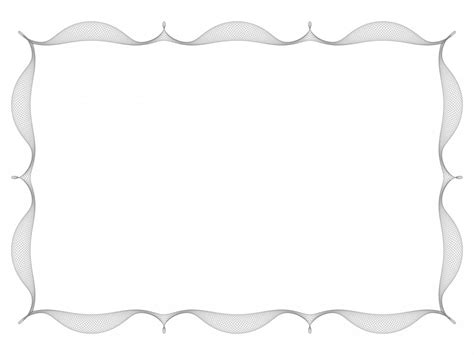 frame border template simple like frame powerpoint template is a simple frame
