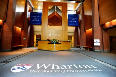 Wharton School Of Business Mba Address by Wharton 2016 Mba Essay Tips