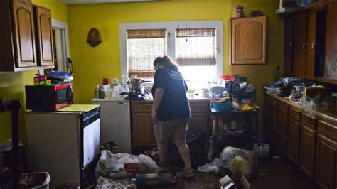 in soaked west virginia flood victim planning