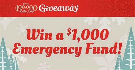 Www Daveramsey Com Giveaway - daveramsey com 100 000 baby steps giveaway sweepstakesbible