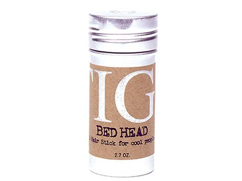 bed head stick use bed head hair stick to smooth flyaways and add texture to hair