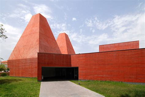 L Shaped Houses by Paula Rego Museum By Eduardo Souto De Moura Visuall