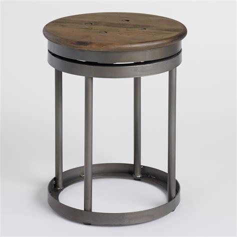 World Market Industrial Stool galvin industrial stool world market