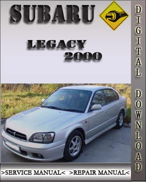 service and repair manuals 2000 subaru legacy security system 2000 subaru legacy factory service repair manual download manuals