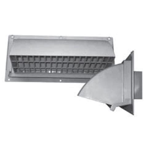 speedi products 10 in x 3 25 in range vent wall cap