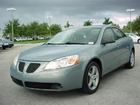 2007 pontiac g6 v6 sedan data info and specs gtcarlot