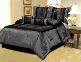 home design comforter black and silver comforter sets king home design