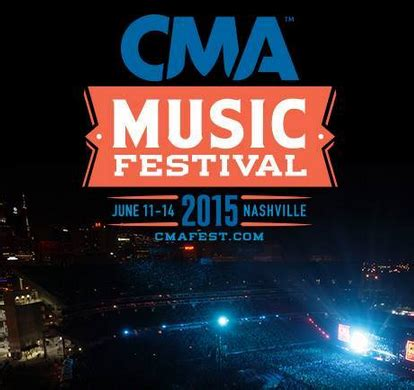 country music festivals tennessee 2014 cma music festival 2015 lineup dates tickets packages