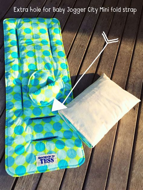 car seat liner pattern handmade by tess my universal pram liner pattern will fit