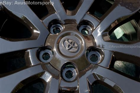 2014 Toyota Tundra Wheel Bolt Pattern 2011 Toyota Tundra Limited 20 Quot Oem Wheels Factory Sequoia