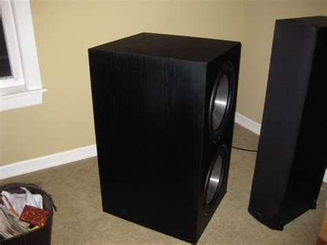 official rythmik audio subwoofer thread page  avs