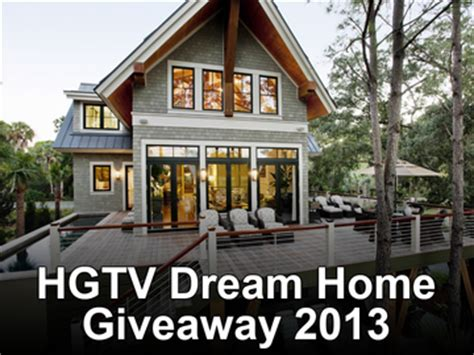 Dream Home Giveaway Hgtv - hgtv dream home 2013 giveaway dream home home garden television html autos weblog