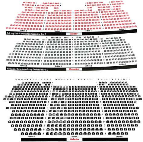 merle reskin theatre seating chart theatre in chicago