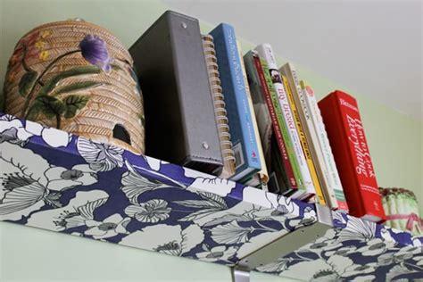 Decoupage Fabric On Wood - how to decoupage fabric onto shelves mod podge rocks