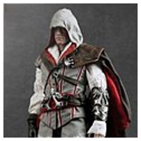 Assassins Creed 2 Custom Kaos Cowok gr 225 tis venda envio custom made assassins creed ezio anime conven 231 227 o costume 2 kg pc em fantasias