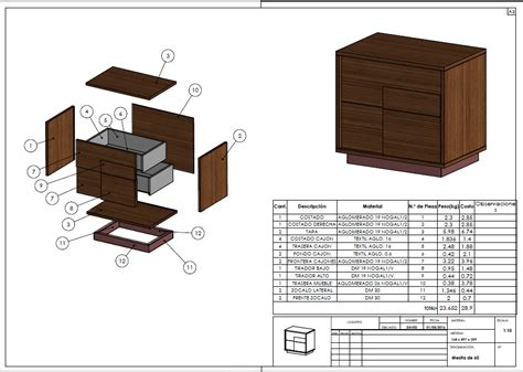 programas  disenar mobiliarios arquitectura bim
