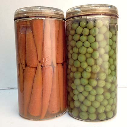 vegetables 100 years ago beamish museum receives fruit and vegetables bottled by