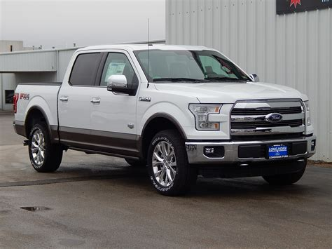 pictures of ford f150 king ranch 2015 ford f150 king ranch 4x4 the all new 2015 ford f150