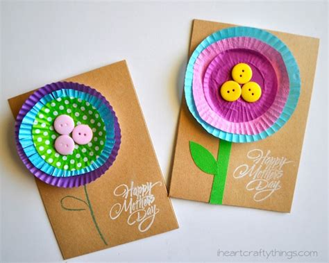 Simple Handmade Mothers Day Cards - 9 easy handmade s day cards your can make
