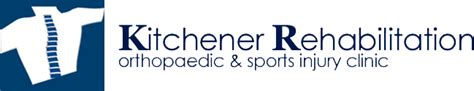 sports injury clinic kitchener therapy