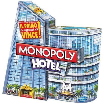 giochi da tavolo hotel monopoly hotels giochi da tavolo hasbro giocattoli