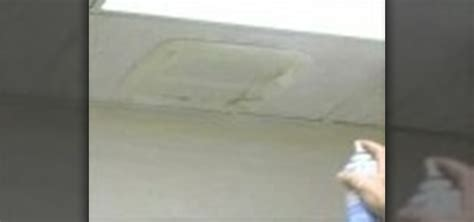 How To Fix Water Stains On Ceiling by How To Restore Water Stained Ceiling Tiles 171 Construction