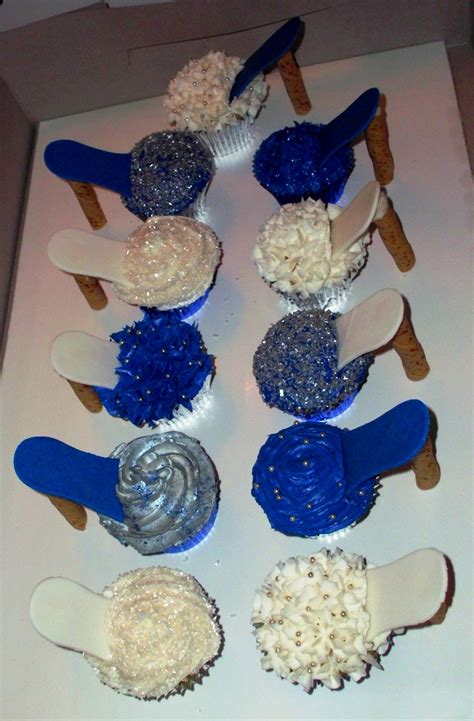 high heel shoe cupcakes cakecentral