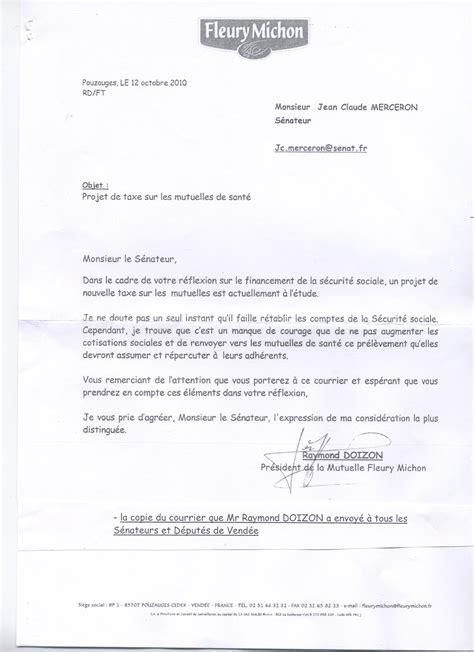 Mutuelle Entreprise Lettre De Refus Doc Lettre Refus Mutuelle Obligatoire